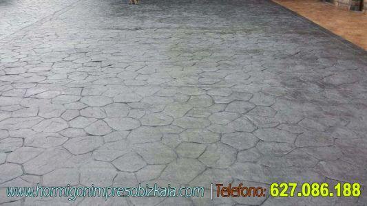 Hormigon Impreso Vizcaya Mallabia