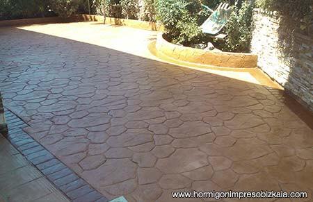 Hormigon impreso leioa pavimento impreso y pulido en for Piscinas leioa