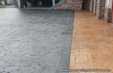 Hormigon Impreso Santurtzi Pavimento Impreso Y Pulido